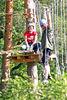 CLIMB UP! - Kletterwald ® - Nicht immer einfach ...