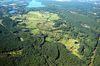 Luftbild Lange Dammwiesen , Foto: Holger Rößling, Lizenz: Holger Rößling