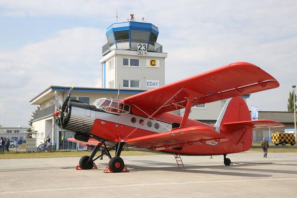Flugplatz Strausberg, Foto: Andreas Prinz