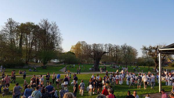 Kulturpark am Strausee, Foto: Stadt- und Touristinformation Strausberg