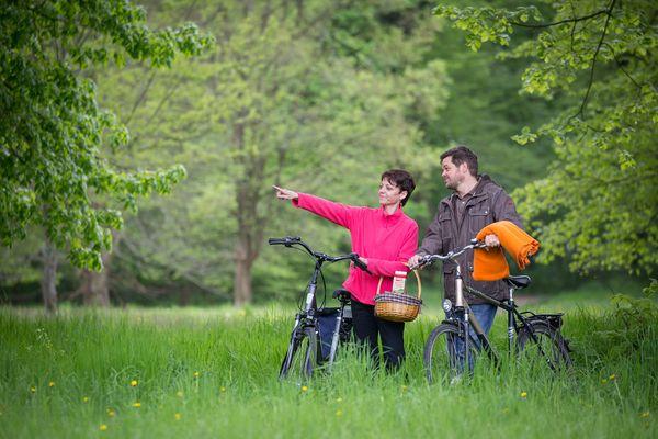 Radfahren, Foto: Florian Läufer