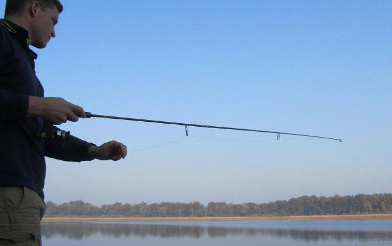 Angler, Foto: Sandra Ziesig