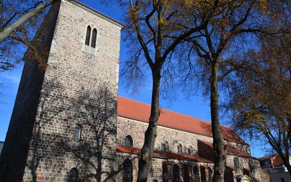 St. Marien Kirche Strausberg, Foto: M. Schäfer