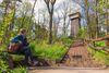 Aussichtsturm Woltersdorf, Foto: Florian Läufer, Lizenz: Seenland Oder-Spree