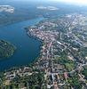 Strausberg - Luftbild, Foto: Stadt- und Touristinformation Strausberg