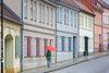 Häuserfassaden Strausberg, Foto: Florian Läufer
