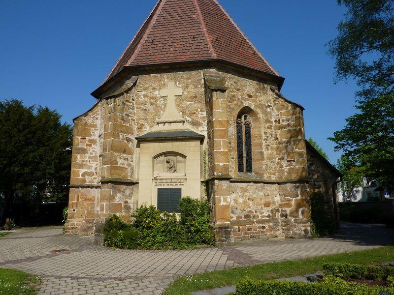 Süßen Alte Marienkirche