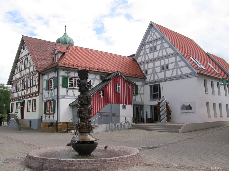 Süßen Kulturhaus