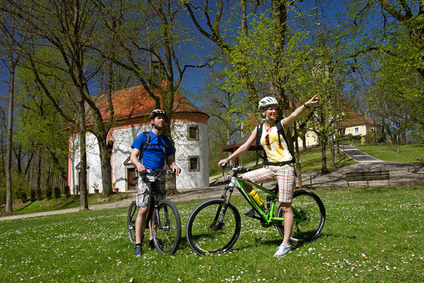 Radeln rund um Sulzbach-Rosenberg