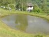Der kleine See vom Camping Garvera