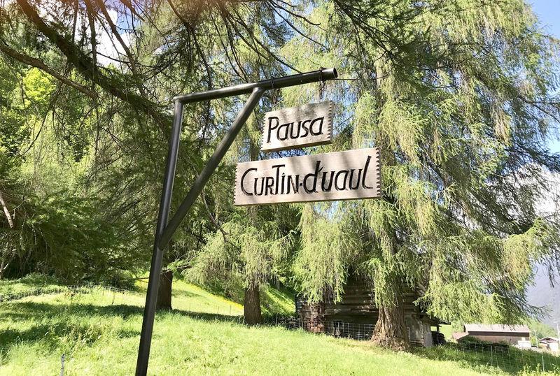 Eingang zur Feuerstelle Curtin d'Uaul