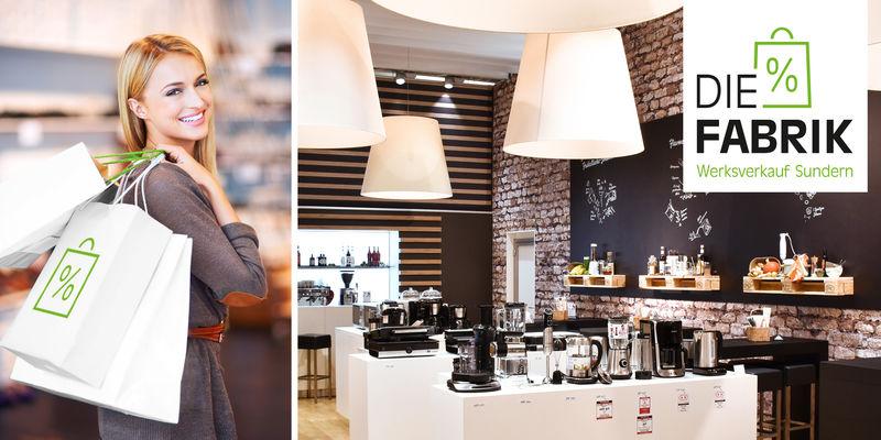 die fabrik markenerlebniszentrum werksverkauf sundern sauerland seen. Black Bedroom Furniture Sets. Home Design Ideas