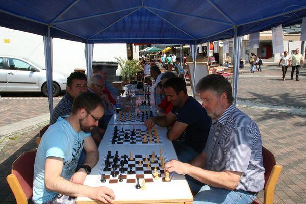 schachverein Fest der Vereine