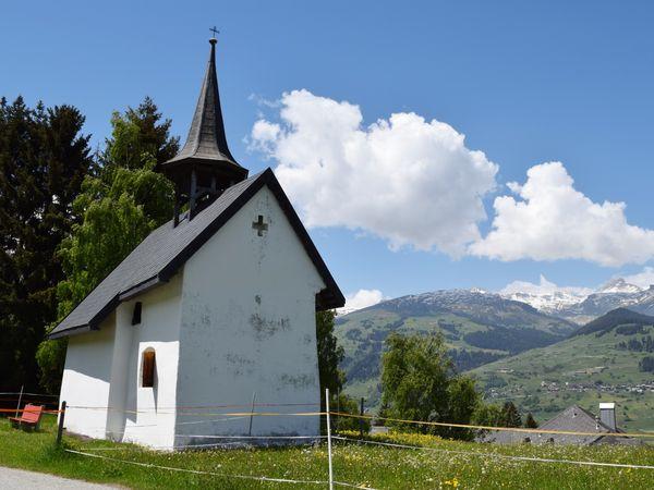 Kapelle St. Anna Valata, Obersaxen