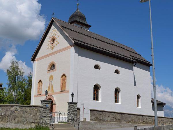 Katholische Kirche St. Georg, Surcuolm