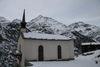 Lieu d'excursion prisé des indigènes comme des visiteurs: la chapelle de Täschberg.