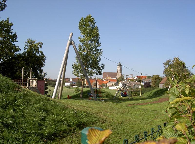 Abenteuerspielplatz in Tannhausen