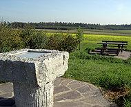 Aussichtspunkt am Wasserhochbehälter Bergheim