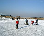 Eislaufweiher in Tannhausen