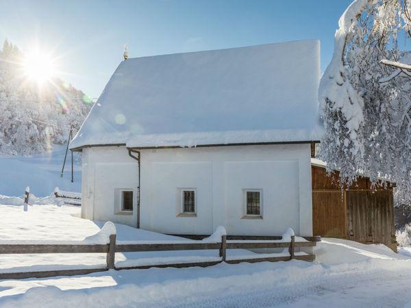 Kapelle Sontga Catrina, Winter