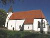 Blick auf die SANKT-CHRISTOPHORUS-KIRCHE in Thyrnau