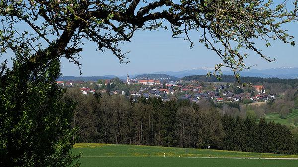Donau-Perle im Passauer Land: die Gemeinde Thyrnau