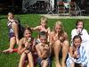Kinderspaß im Naturwaldbad Tiefenbach