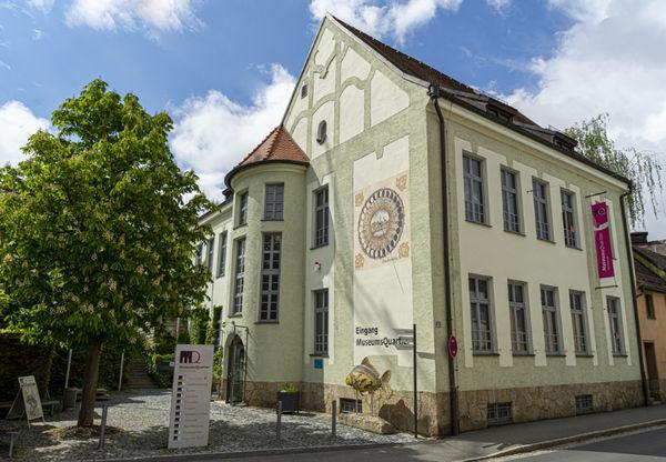 Das MuseumsQuartier in Tirschenreuth