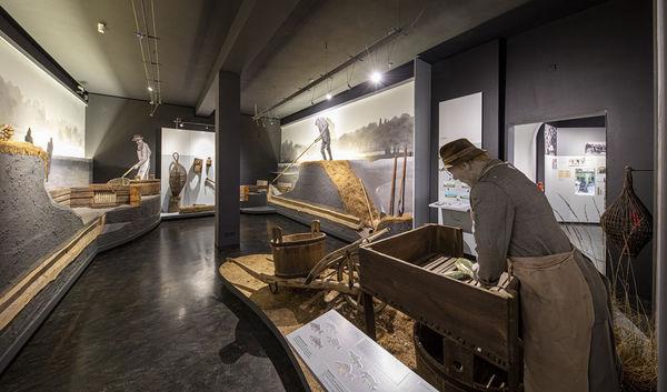 Eine der Abteilungen befasst sich mit der traditionsreichen Teichwirtschaft in Tirschenreuth