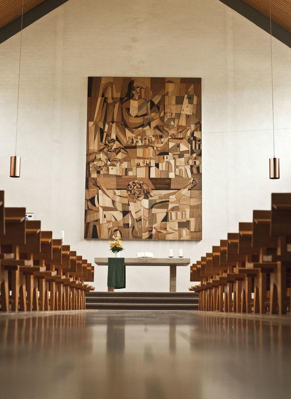 Evangelische Christuskirche Neustadt