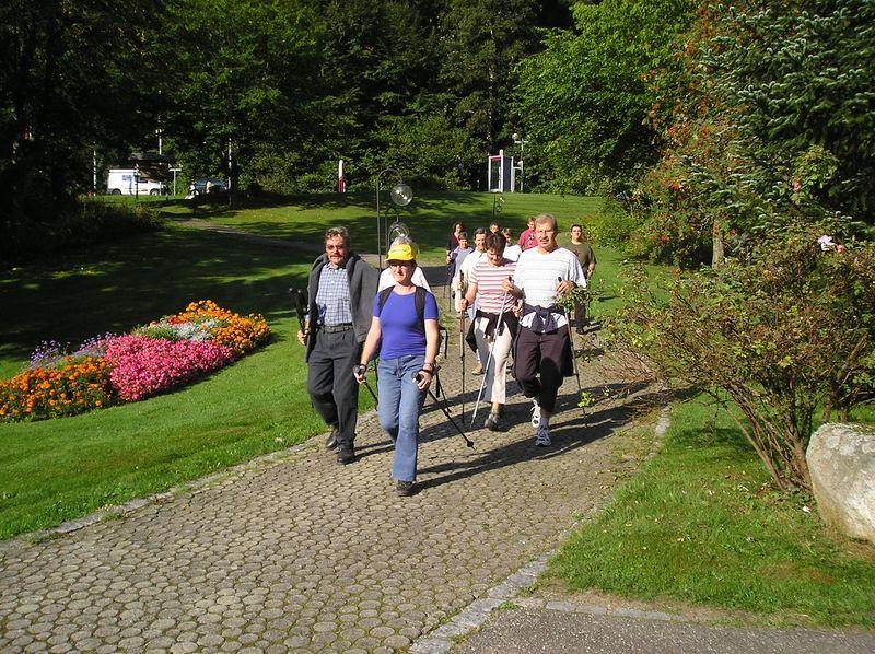 nordic walking tour urlaubsland baden w rttemberg. Black Bedroom Furniture Sets. Home Design Ideas