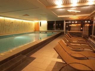 Wellnessbereich - Waldhotel am Notschreipass
