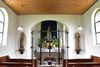 Innenansicht Fatima Kapelle