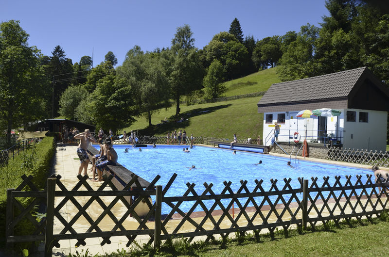 Schwimmbad in Todtnauberg