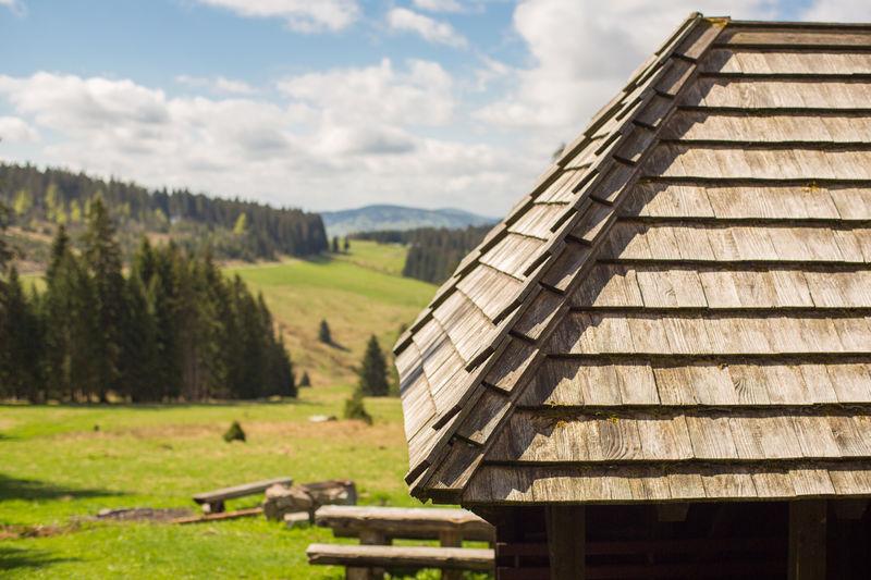 Hütte Grillplatz Schweinebühl Todtnauberg