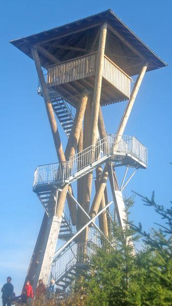Aussichtsturm Hasenhorn