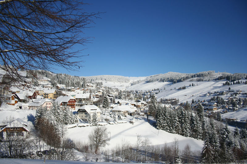 Todtnauberg im Winter