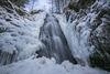 Eisfall Todtnauer Wasserfall