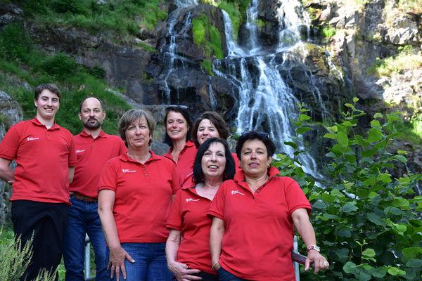 Team Tourist-Info Bergwelt Todtnau