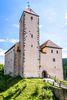 Burg Trausnitz im Oberpfälzer Wald.