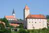 Trausnitz: Burg und Versöhnungskirche