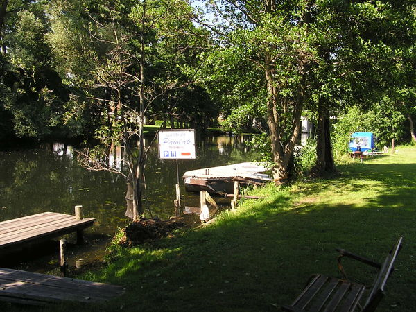 Bootsverleih im Gasthof Pawlak, Foto: TV Seenland Oder-Spree