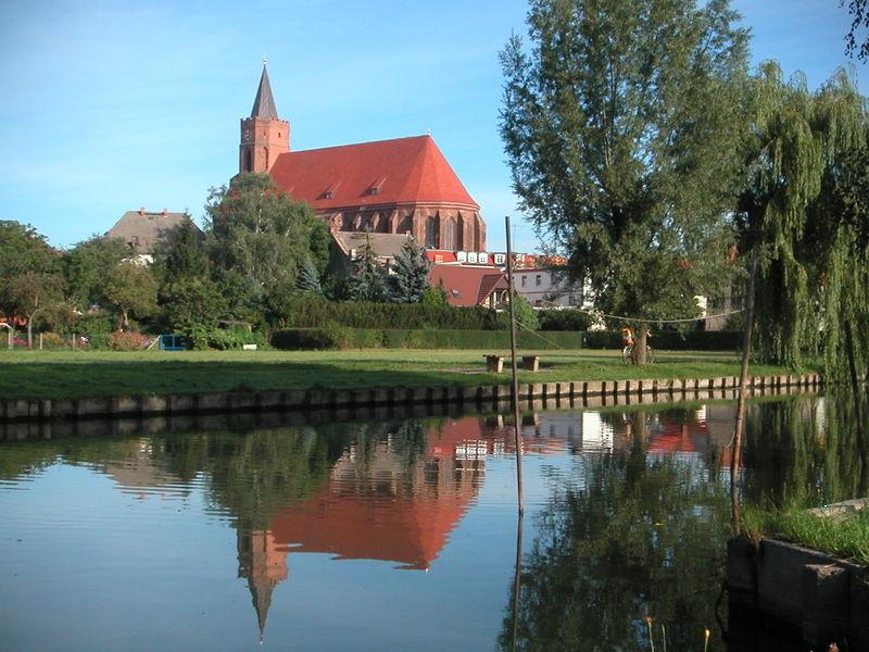 Kanutour von Trebatsch nach Beeskow