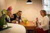 Café zum Glück im Schloss Trebnitz, Foto: Pawel Domanski
