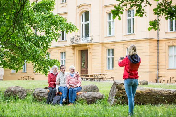 Trebnitzer Schlosspark, Foto: Florian Läufer