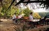 Terrasse des Restaurant Seeblick