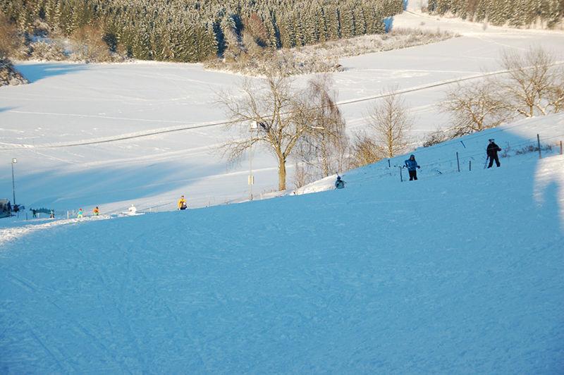 Skilift Hennenstein bei Trochtelfingen