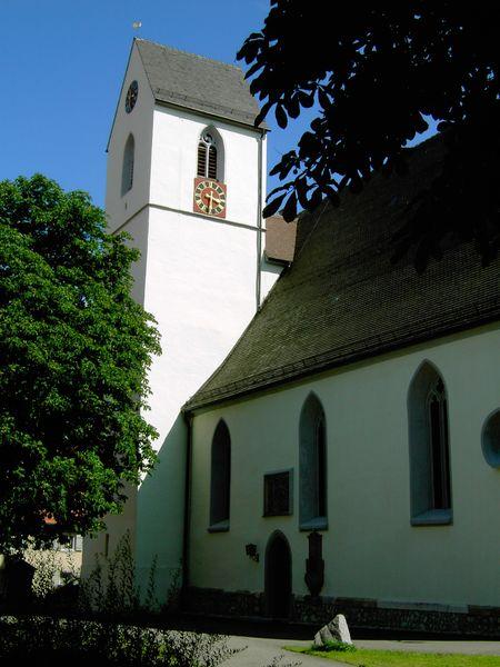 Kirche St. Martin in Trochtelfingen