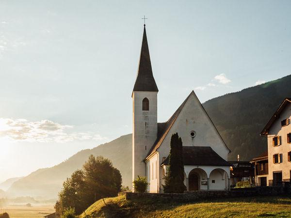 Kirche Sogn Giachen