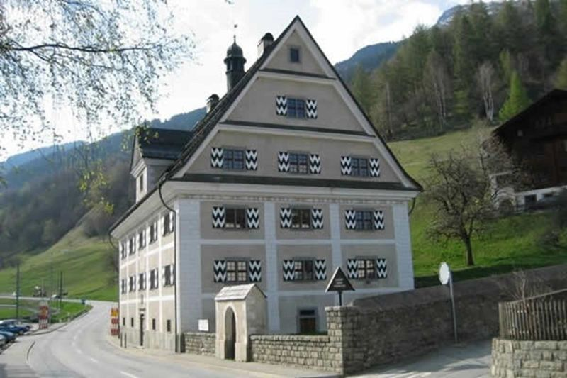 Museum Cuort Ligia Grischa Trun